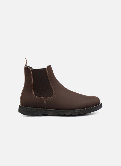 Boots en enkellaarsjes Kavat Bodas XC Bruin achterkant