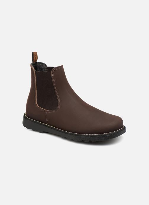 Boots en enkellaarsjes Kavat Bodas XC Bruin detail