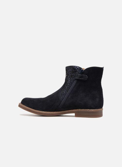 Bottines et boots Minibel Rimini Bleu vue face