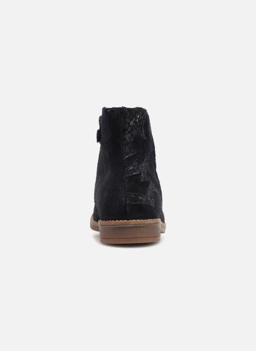 Boots en enkellaarsjes Minibel Rimini Blauw rechts