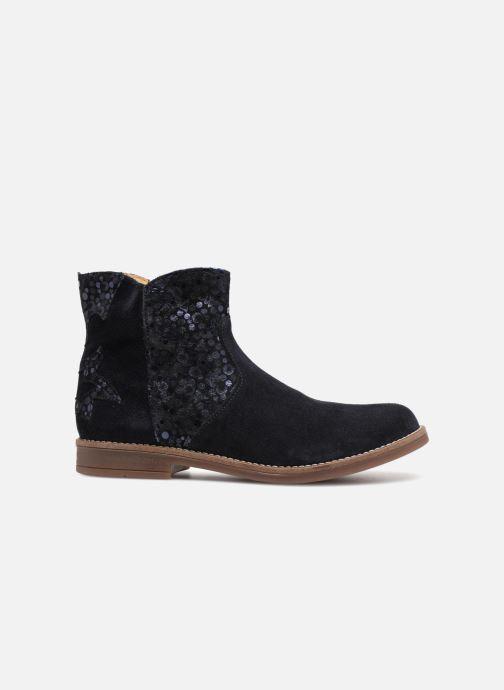 Stiefeletten & Boots Minibel Rimini blau ansicht von hinten
