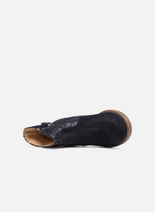 Boots en enkellaarsjes Minibel Rimini Blauw links