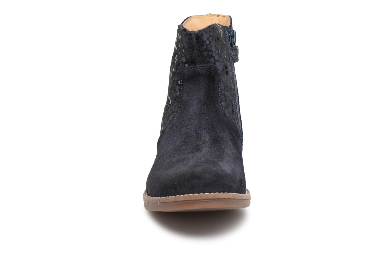 Boots en enkellaarsjes Minibel Rimini Blauw model