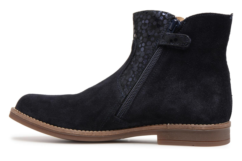 Boots en enkellaarsjes Minibel Rimini Blauw voorkant