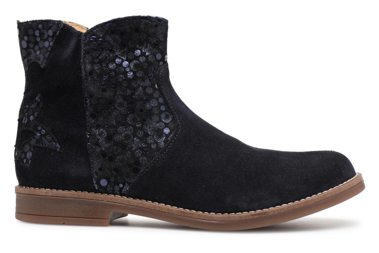 Boots en enkellaarsjes Minibel Rimini Blauw achterkant