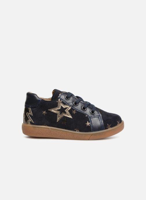 Sneakers Minibel Renata Azzurro immagine posteriore