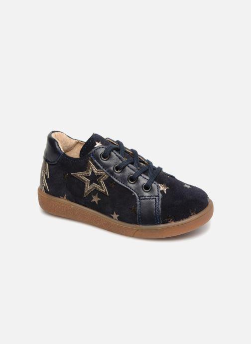 Sneakers Minibel Renata Azzurro vedi dettaglio/paio