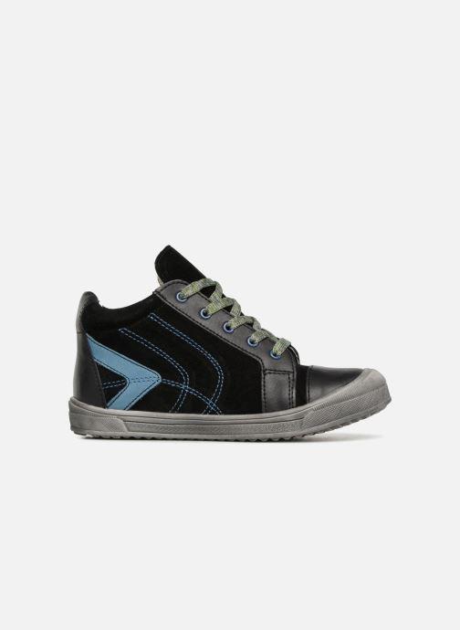 Sneakers Minibel Ringo Zwart achterkant
