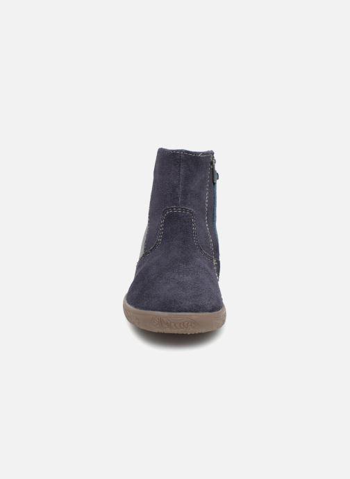 Bottines et boots Noël Mini Ara Bleu vue portées chaussures