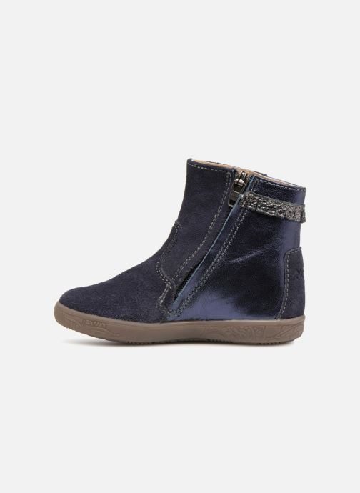 Bottines et boots Noël Mini Ara Bleu vue face