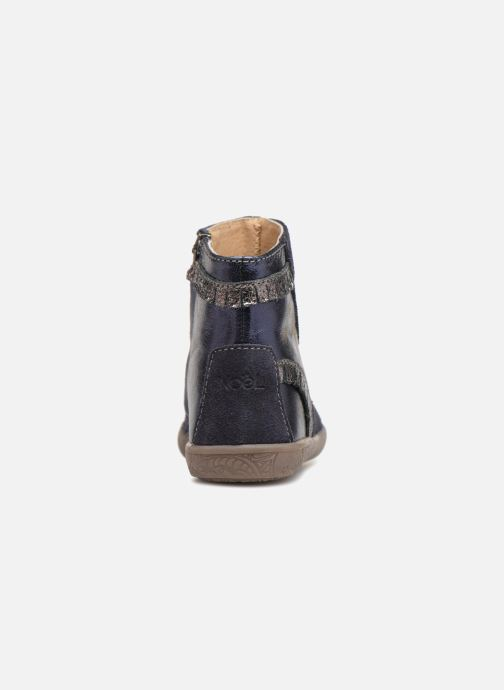 Bottines et boots Noël Mini Ara Bleu vue droite