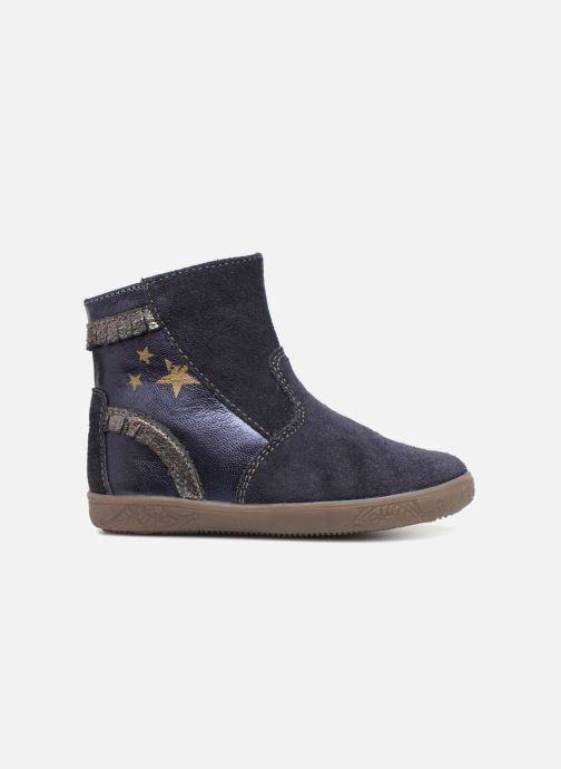 Bottines et boots Noël Mini Ara Bleu vue derrière