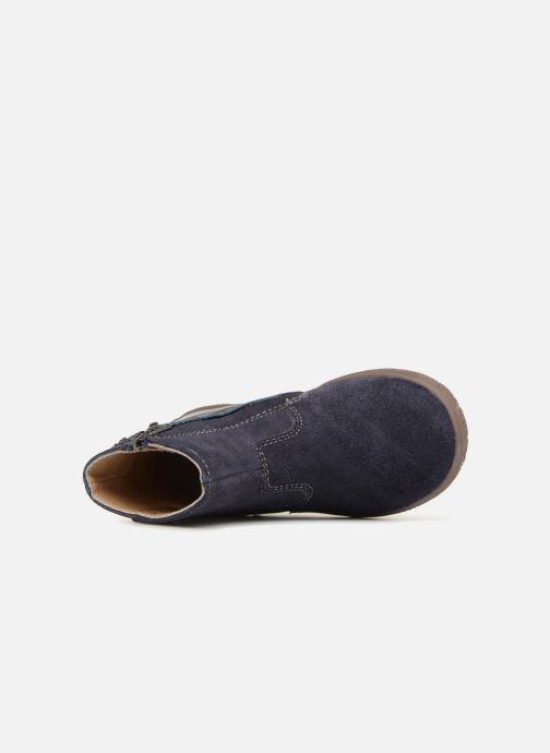 Bottines et boots Noël Mini Ara Bleu vue gauche