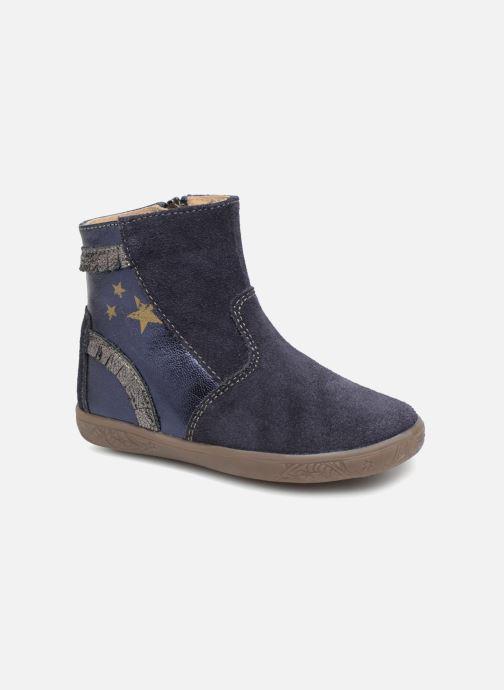 Bottines et boots Noël Mini Ara Bleu vue détail/paire