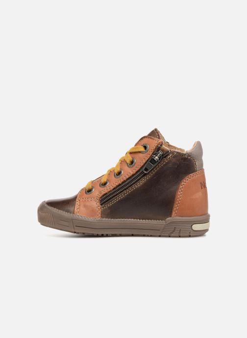 Bottines et boots Noël Mini Rint Marron vue face
