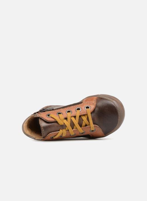 Bottines et boots Noël Mini Rint Marron vue gauche