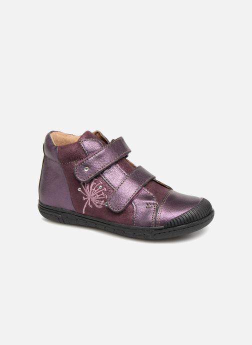 Sneakers Noël Perly Lilla detaljeret billede af skoene
