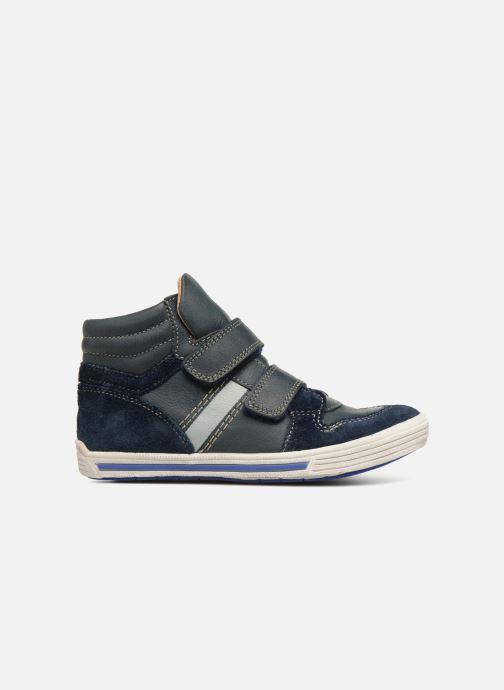 Sneaker Noël Ralfy blau ansicht von hinten