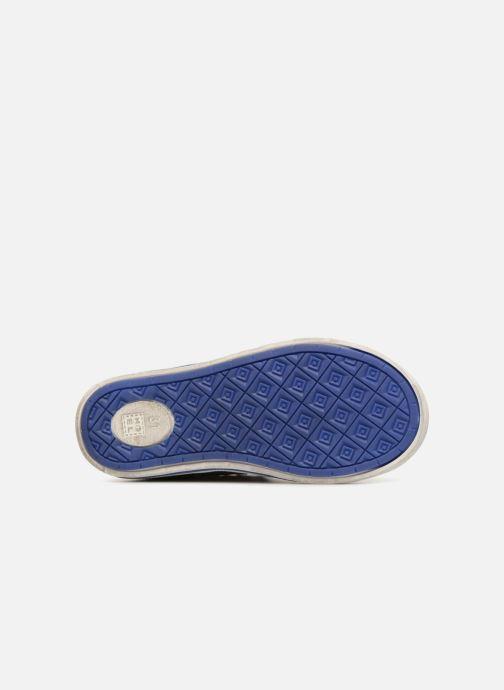 Sneaker Noël Ralfy blau ansicht von oben