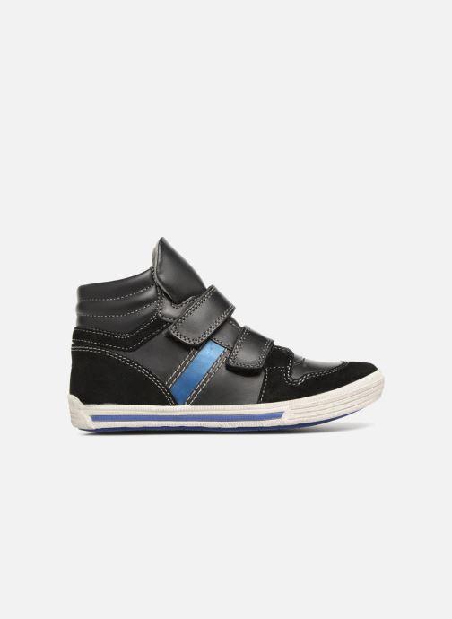 Sneaker Noël Ralfy schwarz ansicht von hinten