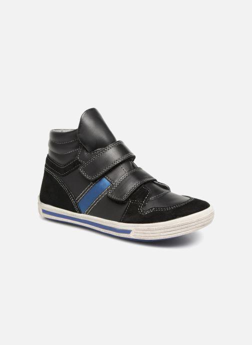 Sneaker Noël Ralfy schwarz detaillierte ansicht/modell