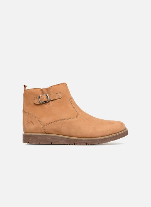 Bottines et boots Noël Galice Marron vue derrière
