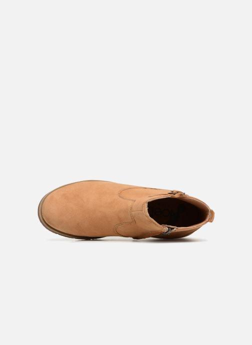 Bottines et boots Noël Galice Marron vue gauche