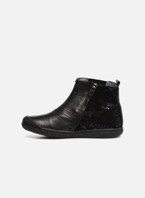 Bottines et boots Noël Irane Noir vue face