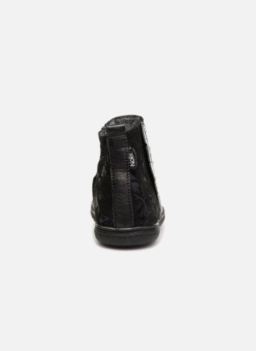 Bottines et boots Noël Irane Noir vue droite