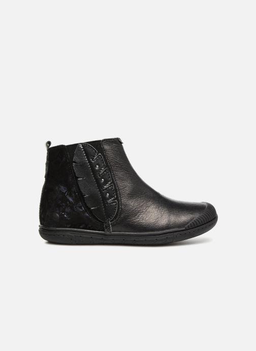 Bottines et boots Noël Irane Noir vue derrière