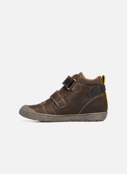 Sneaker Noël Oslo Tex braun ansicht von vorne