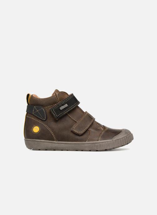 Sneaker Noël Oslo Tex braun ansicht von hinten