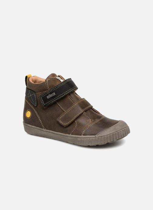 Sneaker Noël Oslo Tex braun detaillierte ansicht/modell