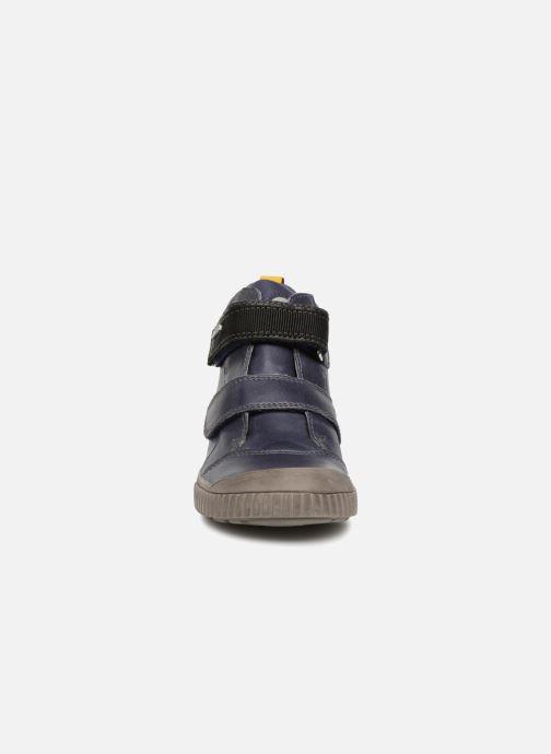 Baskets Noël Oslo Tex Bleu vue portées chaussures