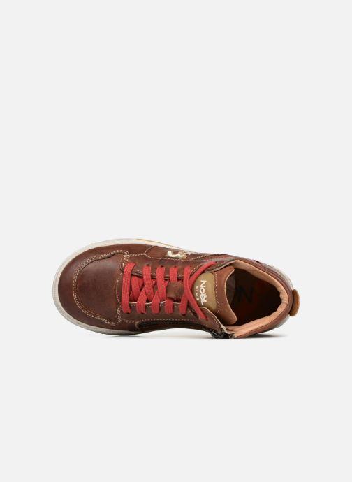 Sneakers Noël Raz Bruin links