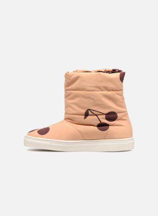 Chaussures de sport Tinycottons TC  ski boot Beige vue face