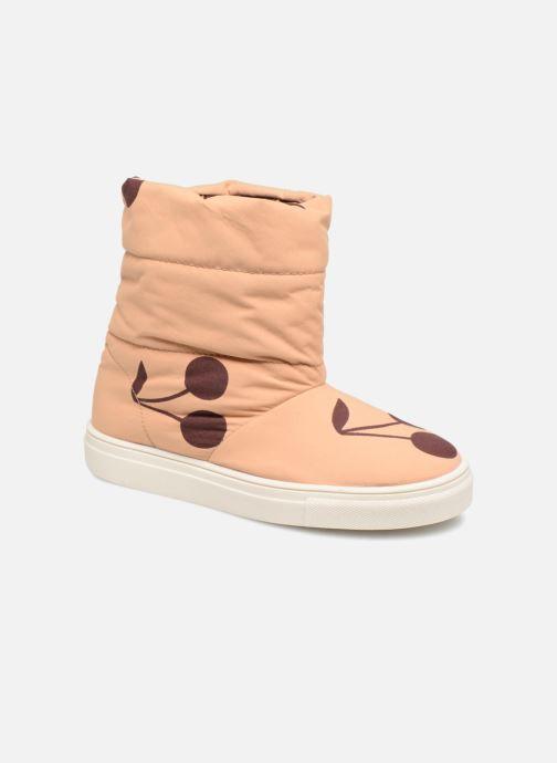 Chaussures de sport Tinycottons TC  ski boot Beige vue détail/paire