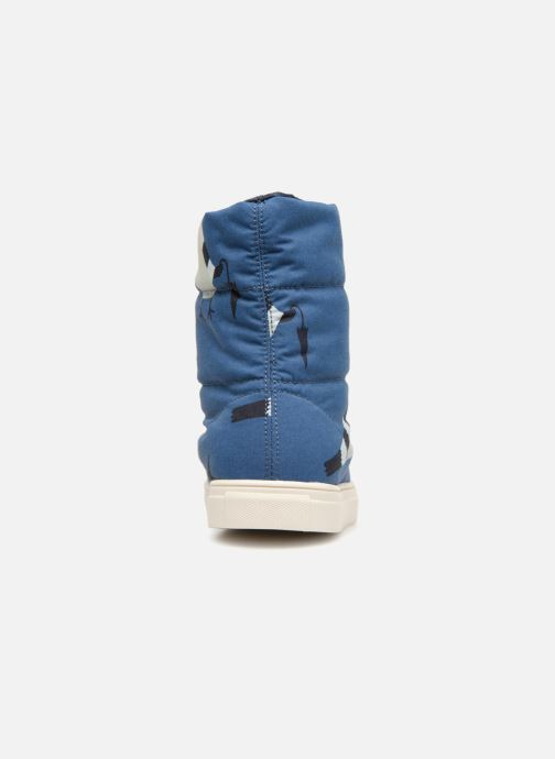 Sportschoenen Tinycottons TC  ski boot Blauw rechts