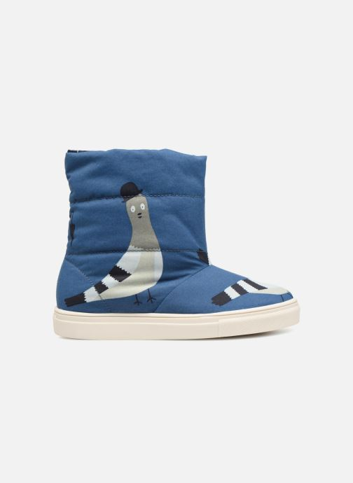 Sportschoenen Tinycottons TC  ski boot Blauw achterkant