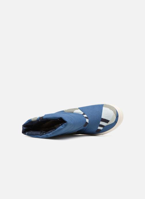 Scarpe sportive Tinycottons TC  ski boot Azzurro immagine sinistra
