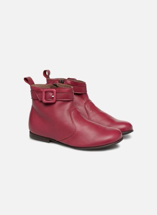 Bottines et boots PèPè Valda Rose vue 3/4