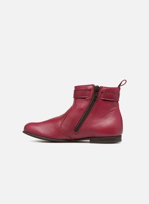 Bottines et boots PèPè Valda Rose vue face