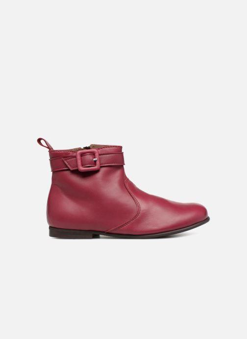 Bottines et boots PèPè Valda Rose vue derrière