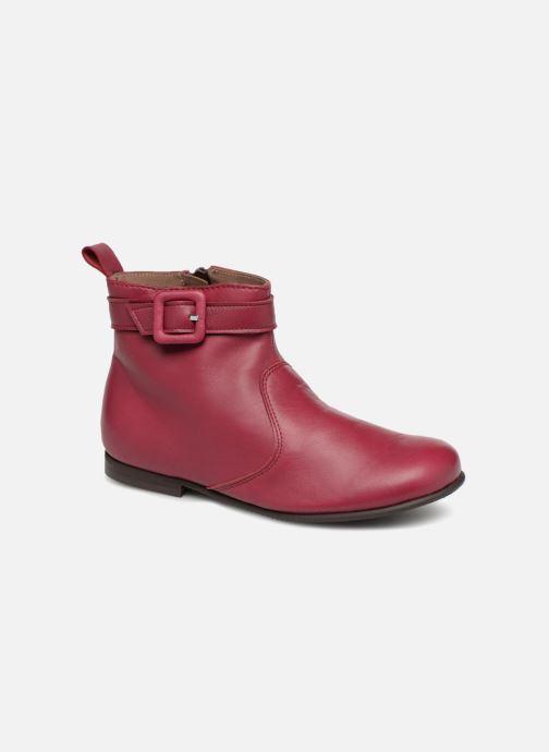 Bottines et boots PèPè Valda Rose vue détail/paire