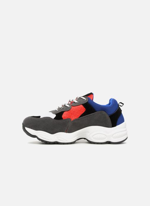 Sneakers I Love Shoes THICHUNK Bold Blauw voorkant