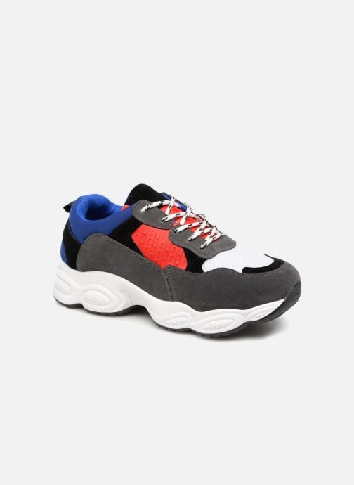Baskets I Love Shoes THICHUNK Bold Bleu vue détail/paire