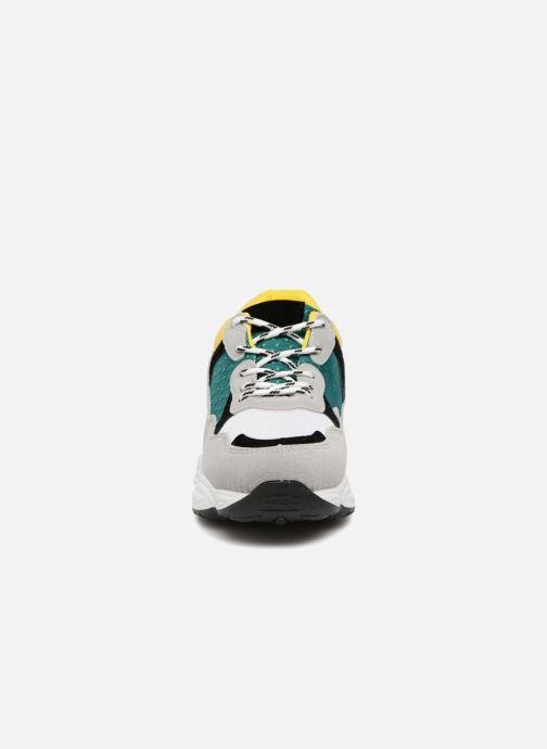 Deportivas I Love Shoes THICHUNK Bold Amarillo vista del modelo