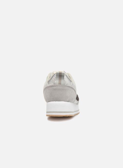 Sneaker ONLY onlSMILLA ELEVATED GLITTER SNEAKER grau ansicht von rechts
