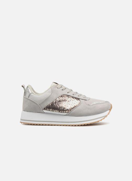 Sneaker ONLY onlSMILLA ELEVATED GLITTER SNEAKER grau ansicht von hinten