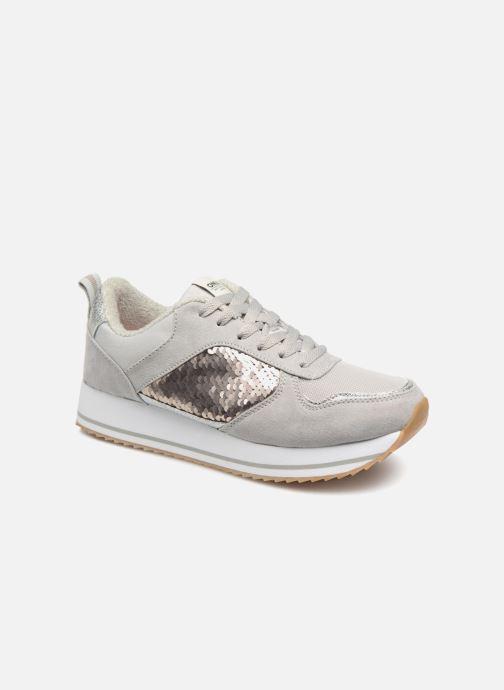 Sneaker ONLY onlSMILLA ELEVATED GLITTER SNEAKER grau detaillierte ansicht/modell